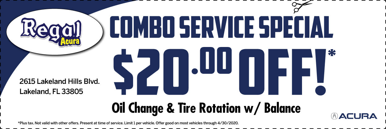 Combo Service Special