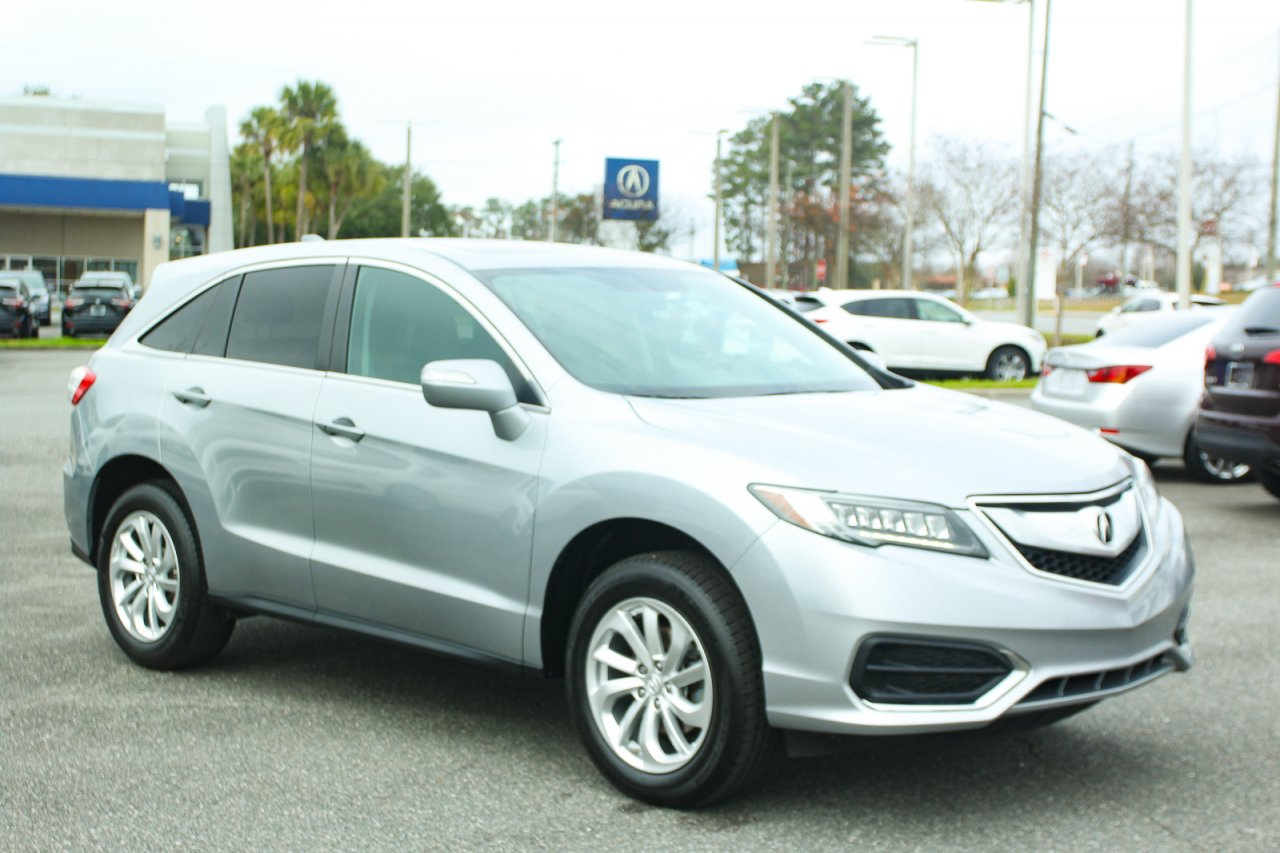 Certified 2017 Acura RDX FWD