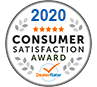 Consumer Satisfaction Award 2020