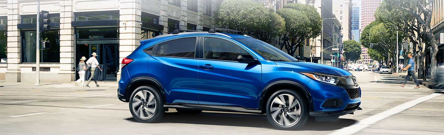 Test Drive The 2020 Honda HR-V Crossover In Jackson, MS