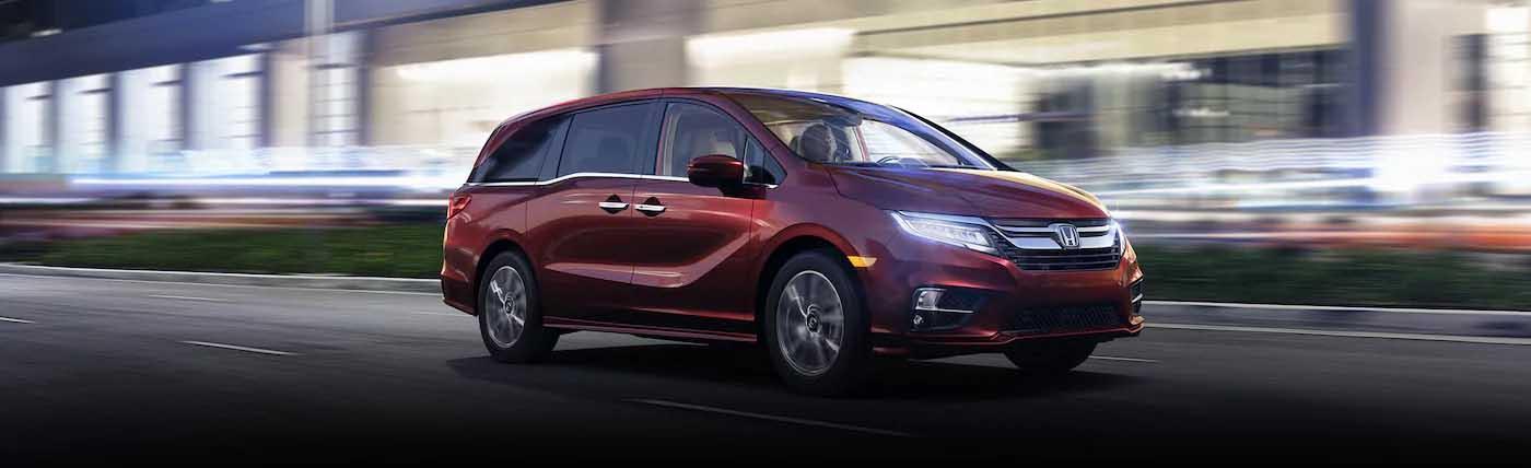 2020 Honda Odyssey Minivan for Sale In Jackson, Mississippi