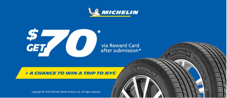Get A $70 Reward Card