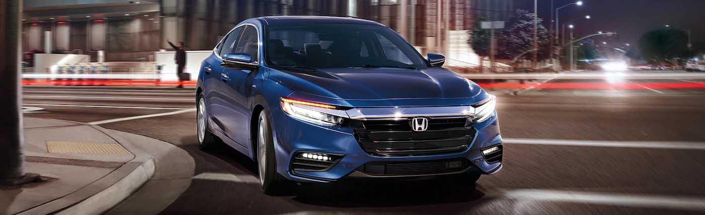 Find A New 2020 Honda Insight Hybrid Sedan Near Kingsville, Texas