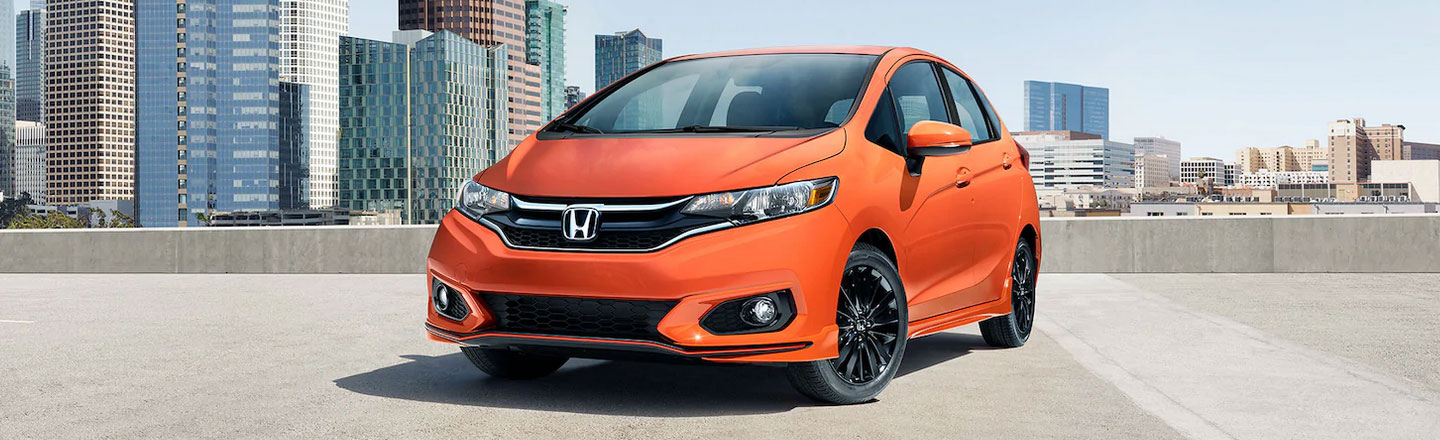 2020 Honda Fit Hatchback Available To Purchase In Fishers, IN