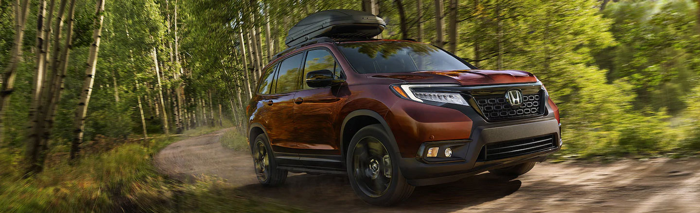 2020 Honda Passport SUV Available To Purchase In Fishers, IN