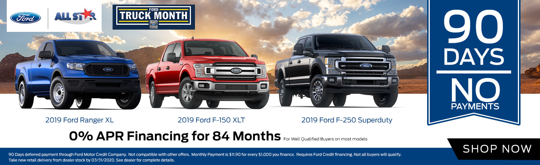 90 Day Deferral Trucks