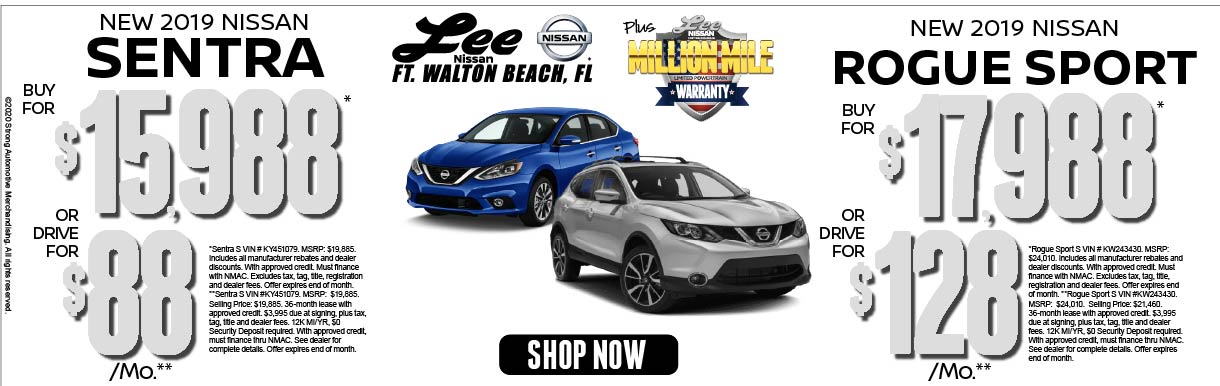 March Sentra Rogue Sport