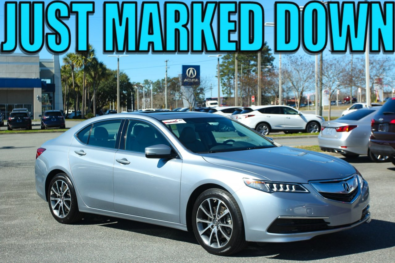 Certified 2016 Acura TLX FWD V6