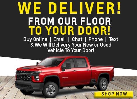 Dale Benton Chevy Delivery