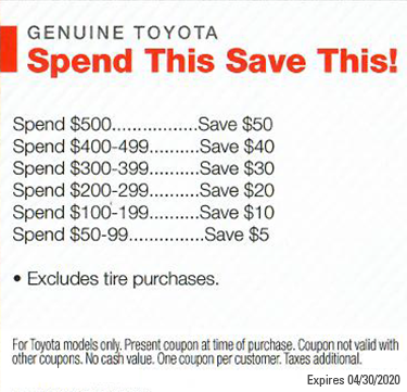 Spend This and Save That