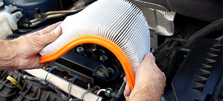 Genuine Nissan Air Filter*