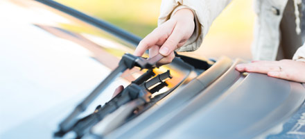 Replacement Wiper Blades*