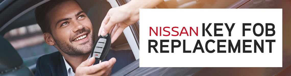Nissan Key Fob Replacement Information