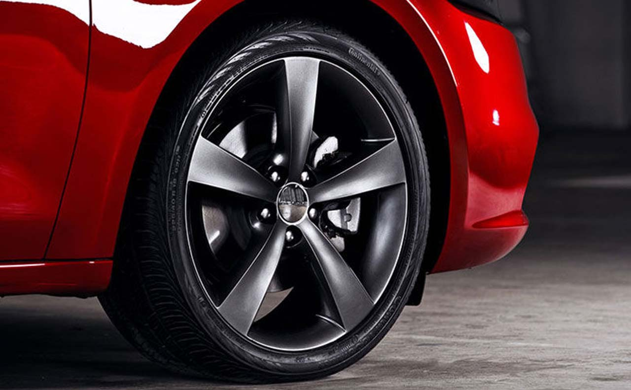 2016 dodge dart exterior wheels