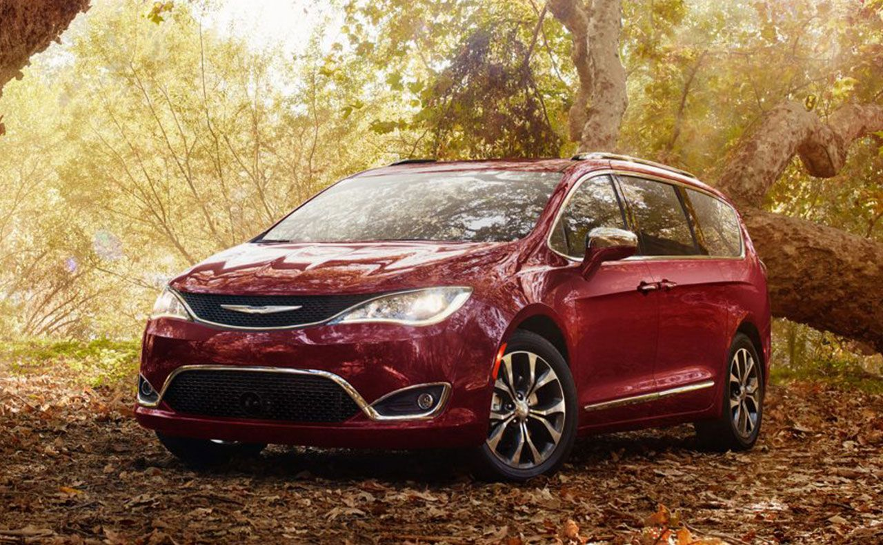 2017 chrysler pacifica exterior leafs lights tires