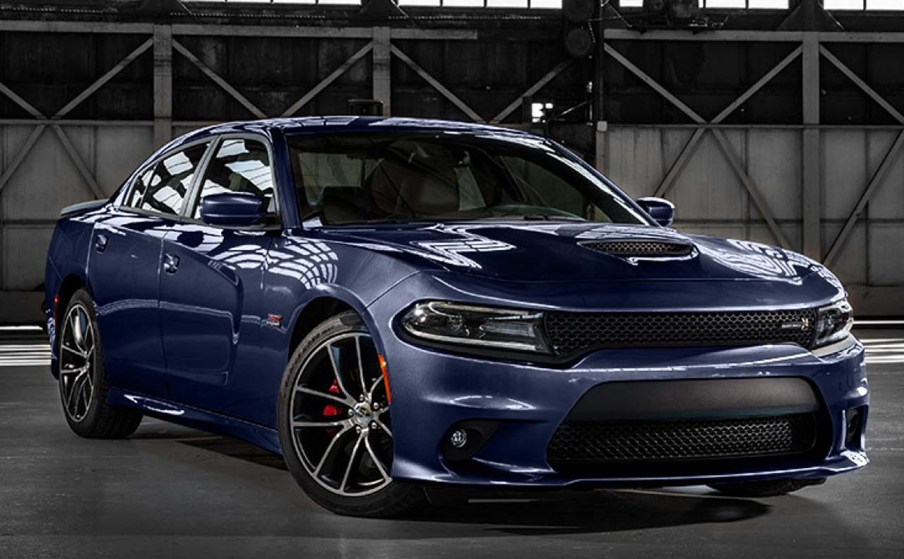 2017 dodge charger exterior front
