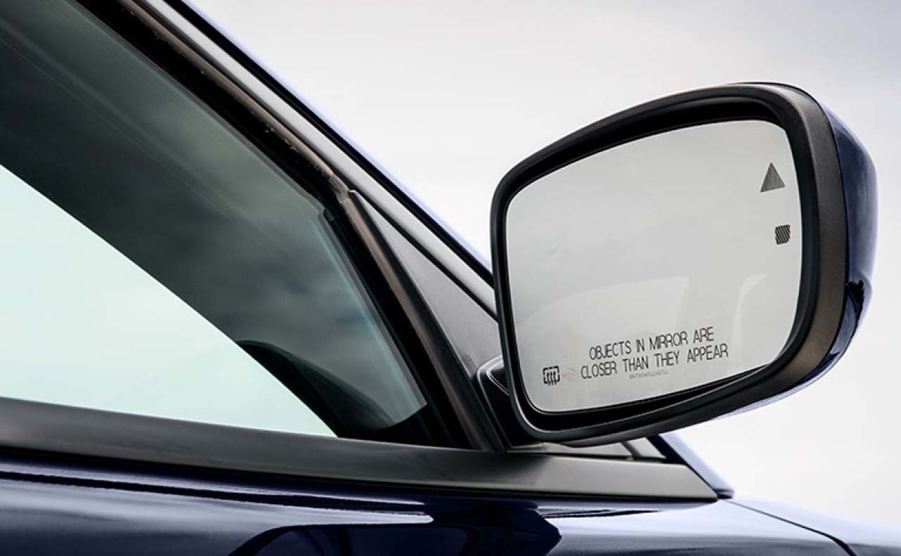 2017 dodge charger exterior side mirror