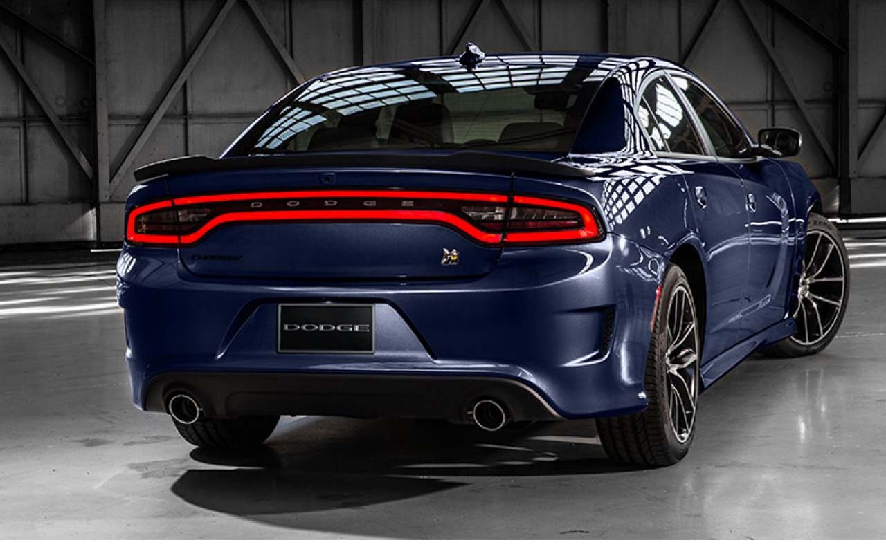 2017 dodge charger exterior tail lights