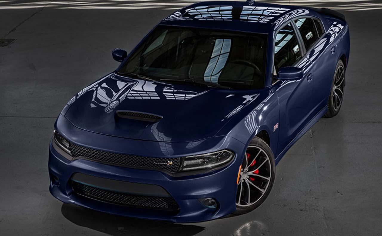 2017 dodge charger exterior top