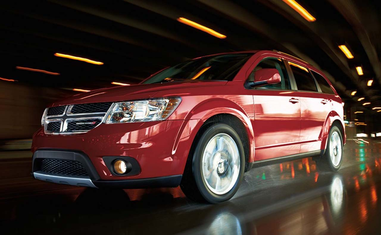 2017 dodge journey exterior red driver