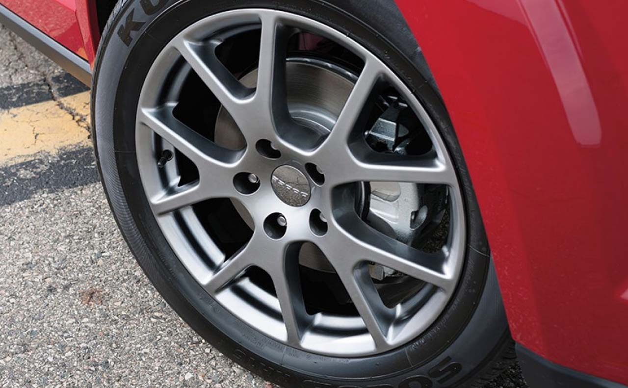 2017 dodge journey exterior wheels