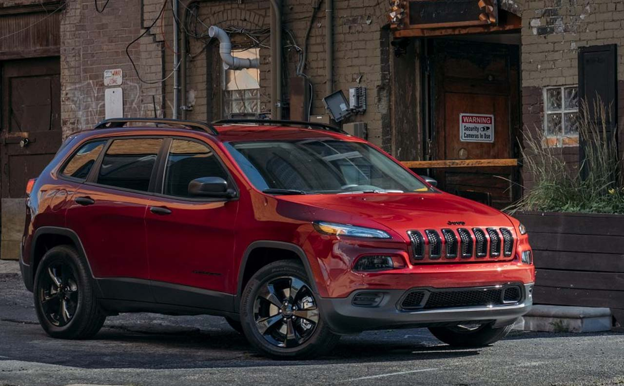 2017 jeep cherokee sale exterior right