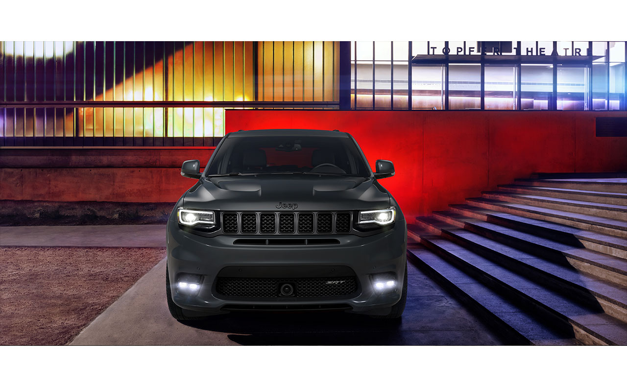 2017 jeep grand sale exterior camera front grille