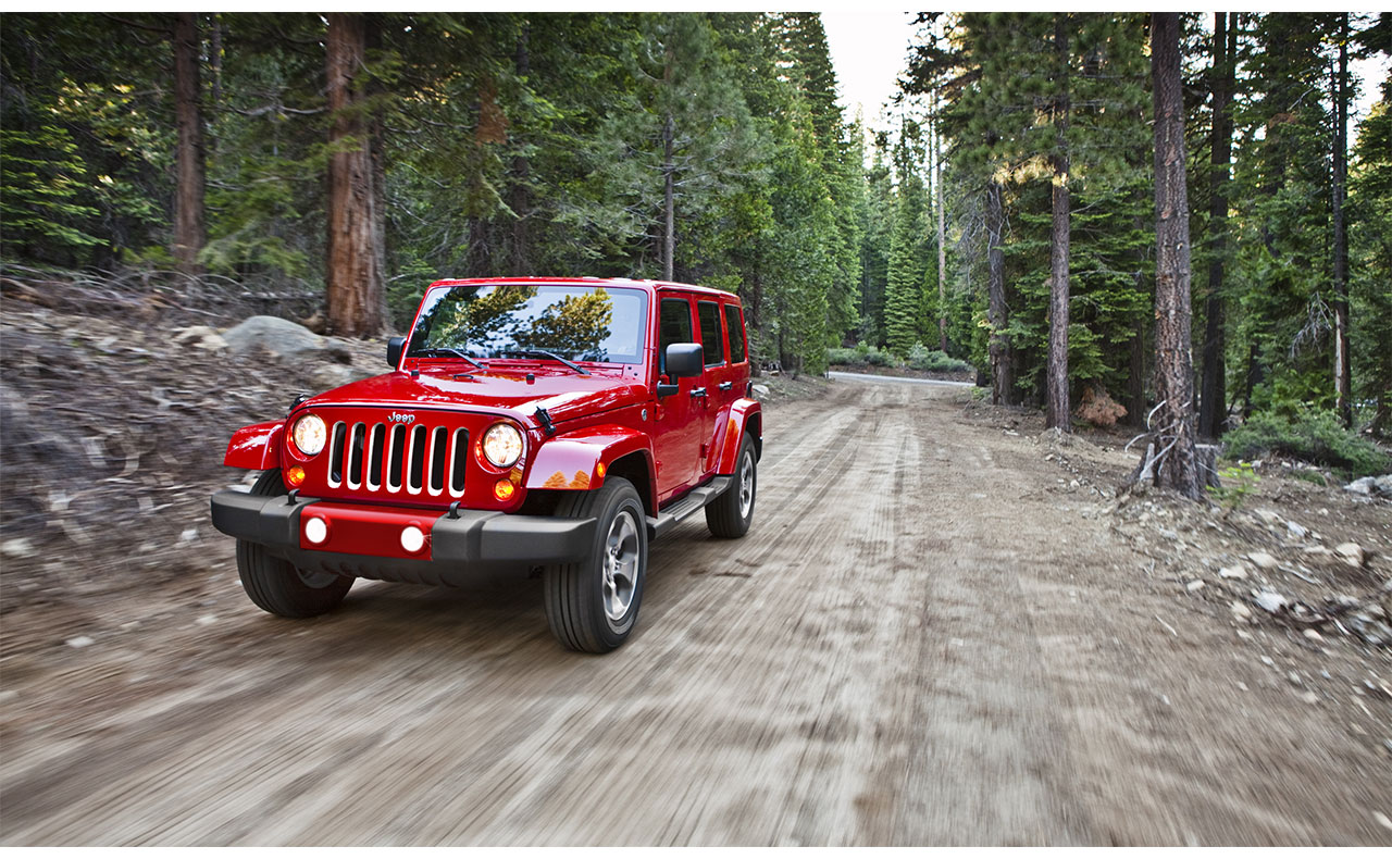 2017 jeep wrangler exterior red off road