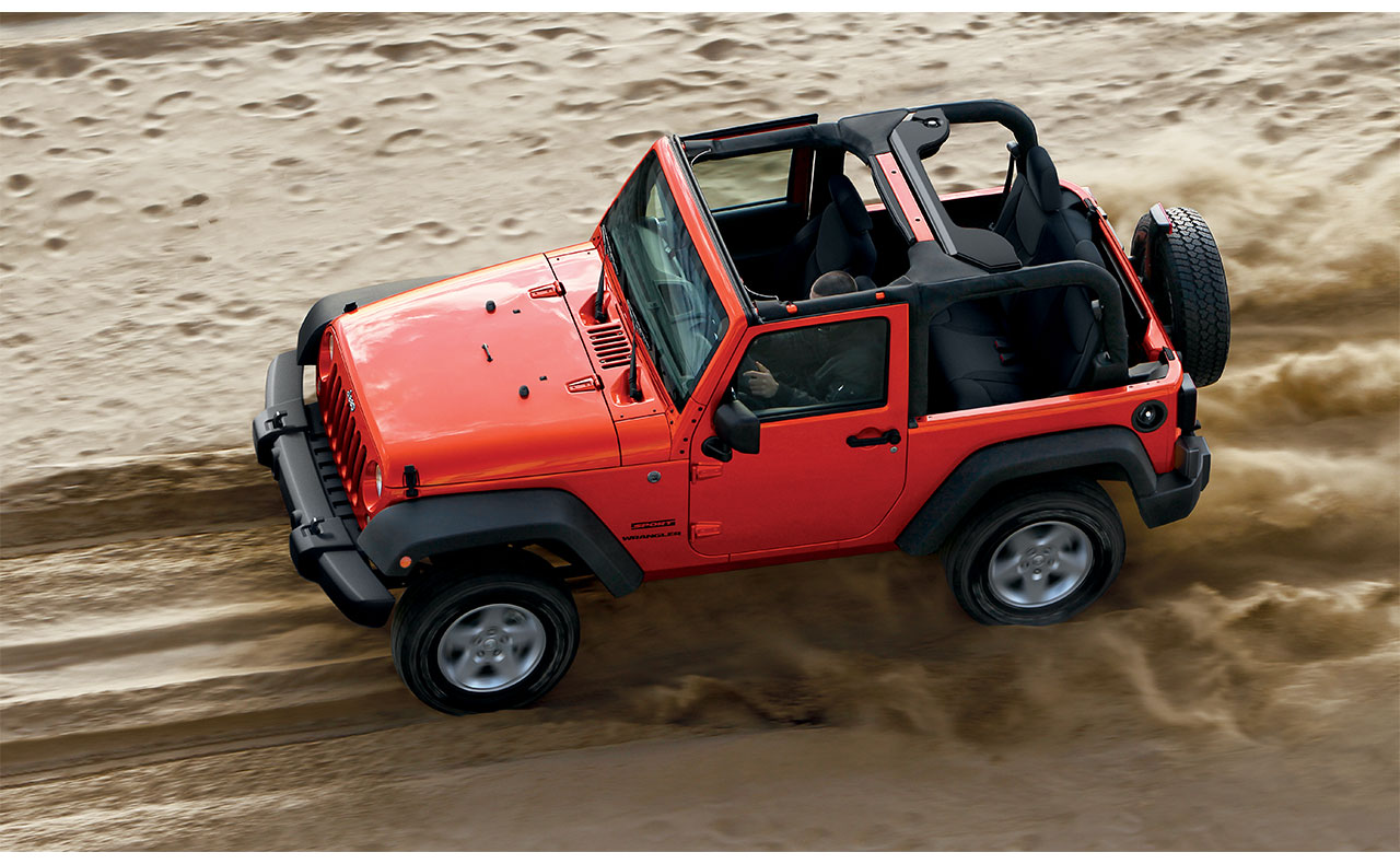 2017 jeep wrangler exterior sport red seats