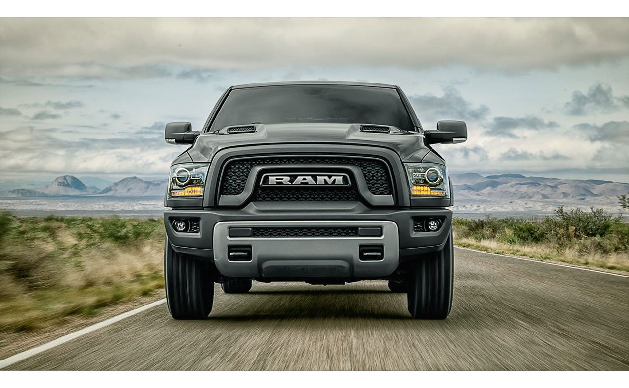 2017 ram 1500 exterior black special edition