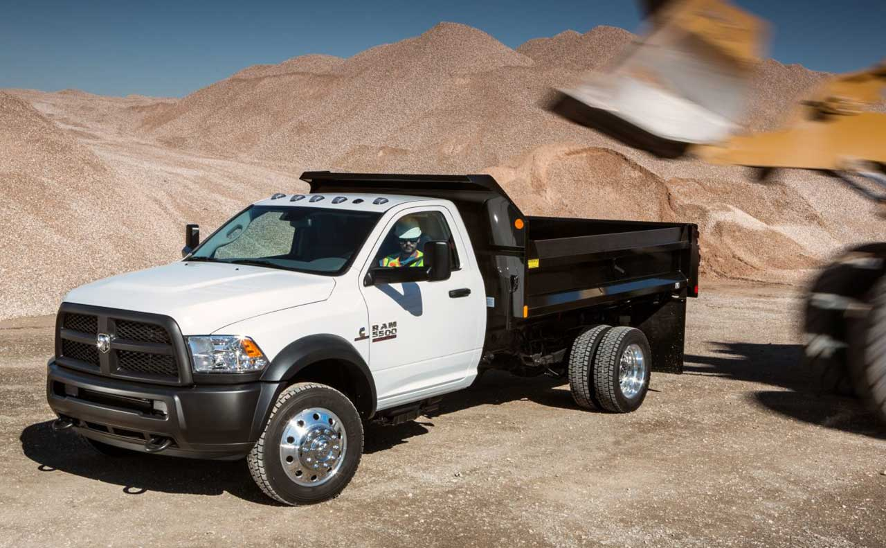 2017 ram 4500 sale white work truck