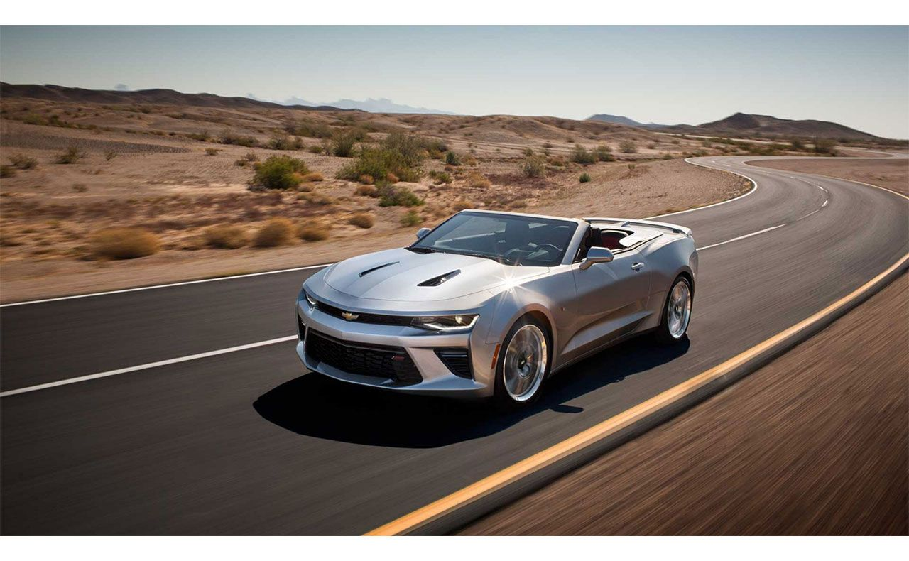 2016 chevrolet camaro all star chevrolet. Cars Review. Best American Auto & Cars Review