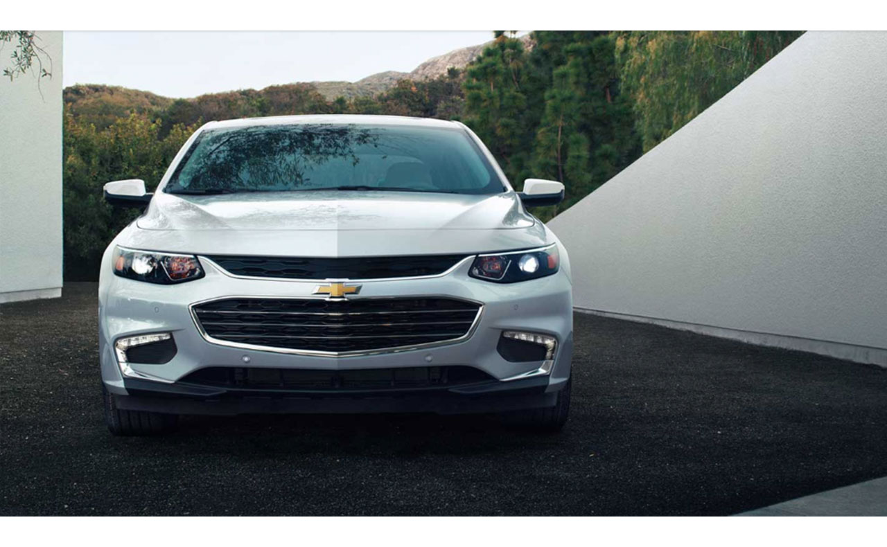 2016 chevrolet malibu exterior front grille foglights