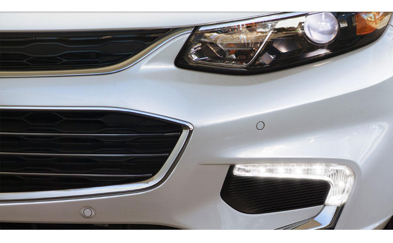 2016 chevrolet malibu exterior headlight grille lights