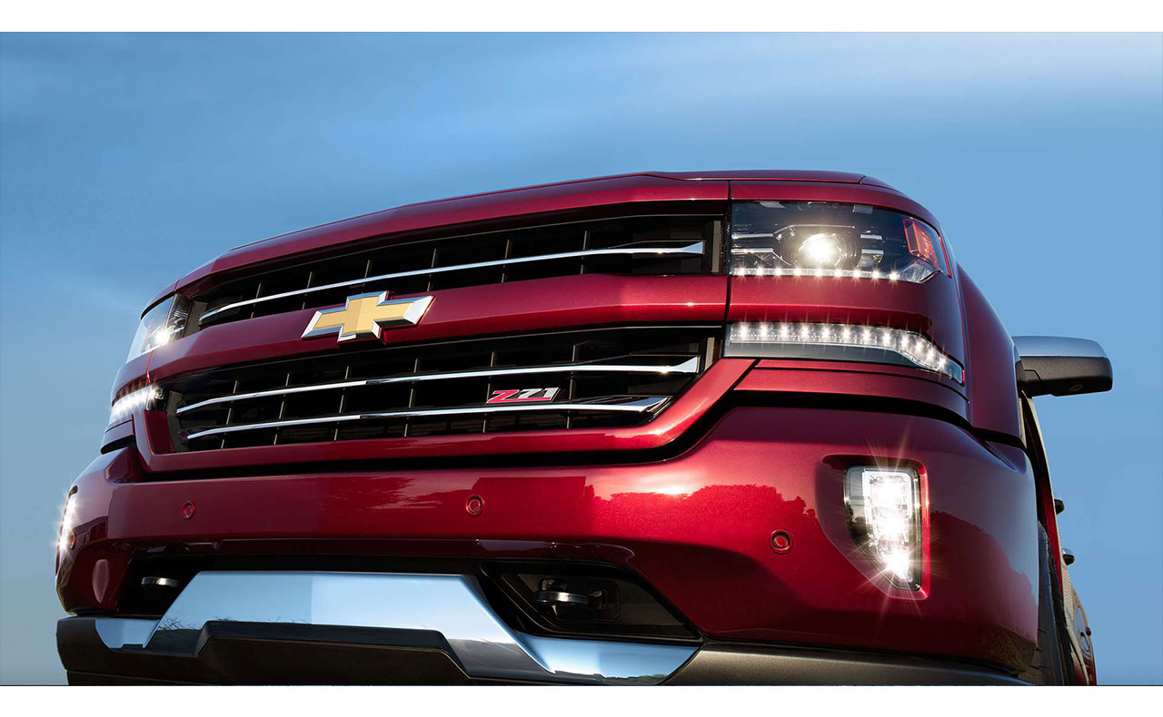 2016 chevrolet silverado sale exterior fog light head light grille