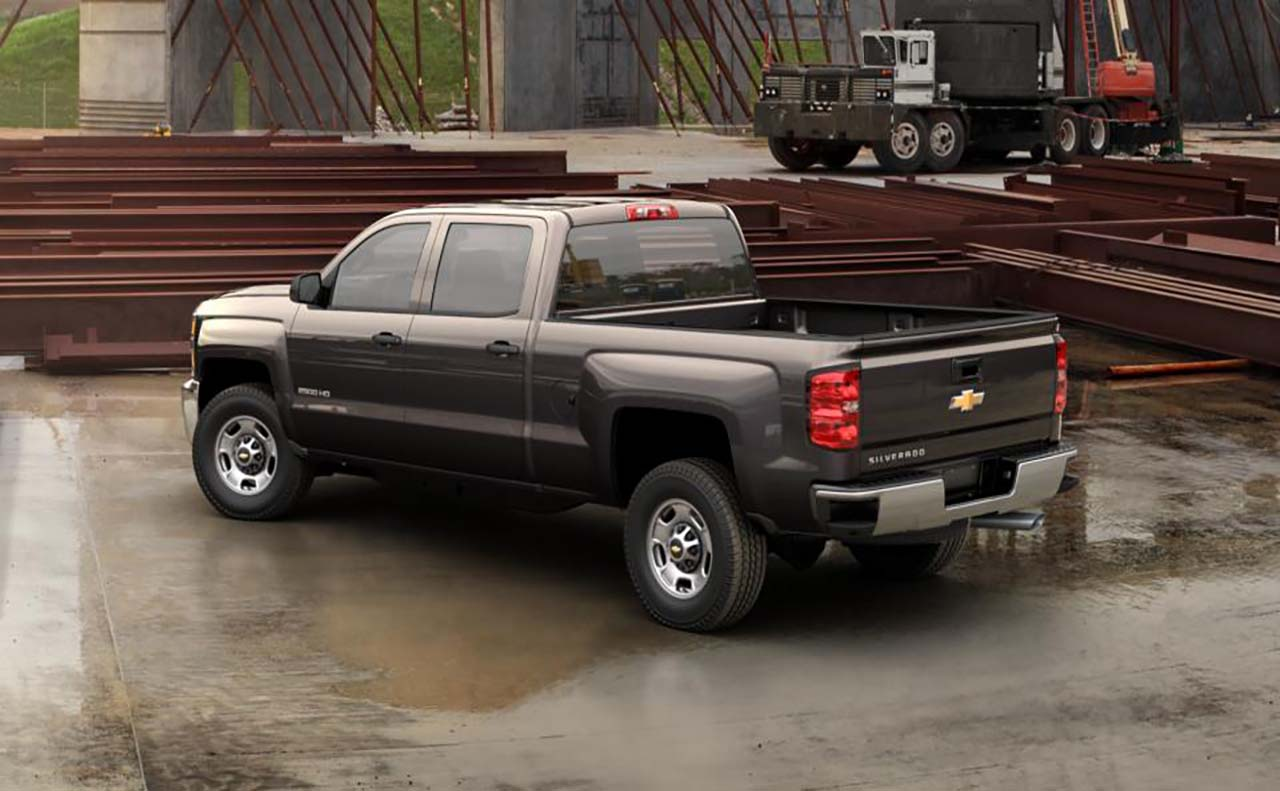 2016 chevrolet silverado 2500. Black Bedroom Furniture Sets. Home Design Ideas