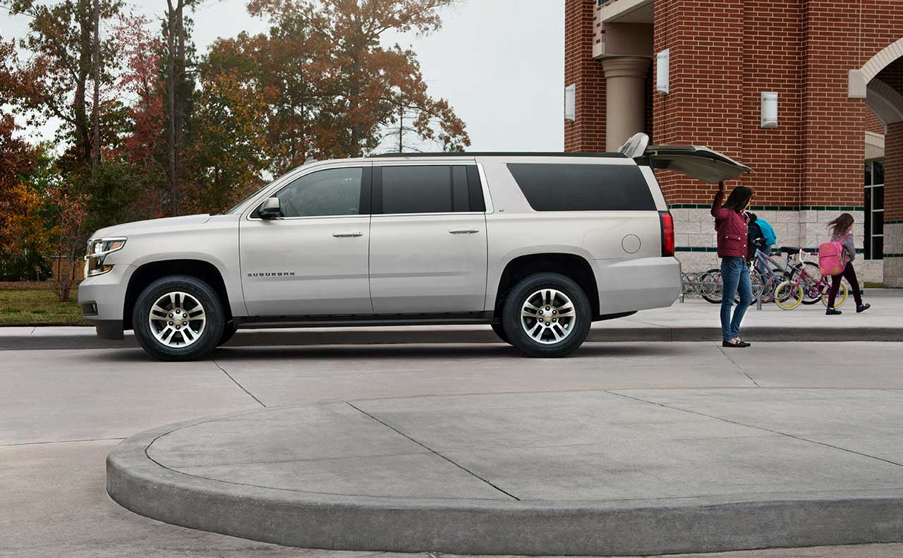2016 chevrolet suburban in baton rouge la all star. Black Bedroom Furniture Sets. Home Design Ideas