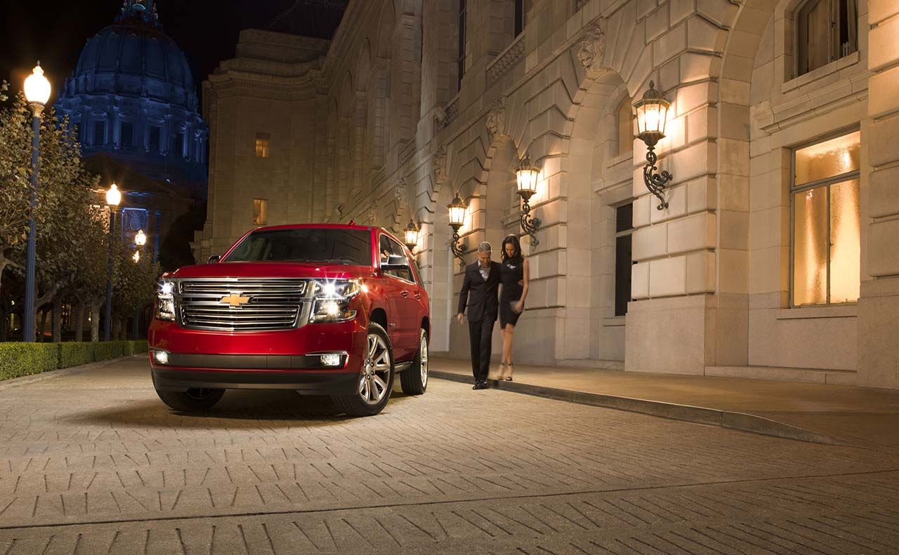 2017 chevrolet for tahoe frontred