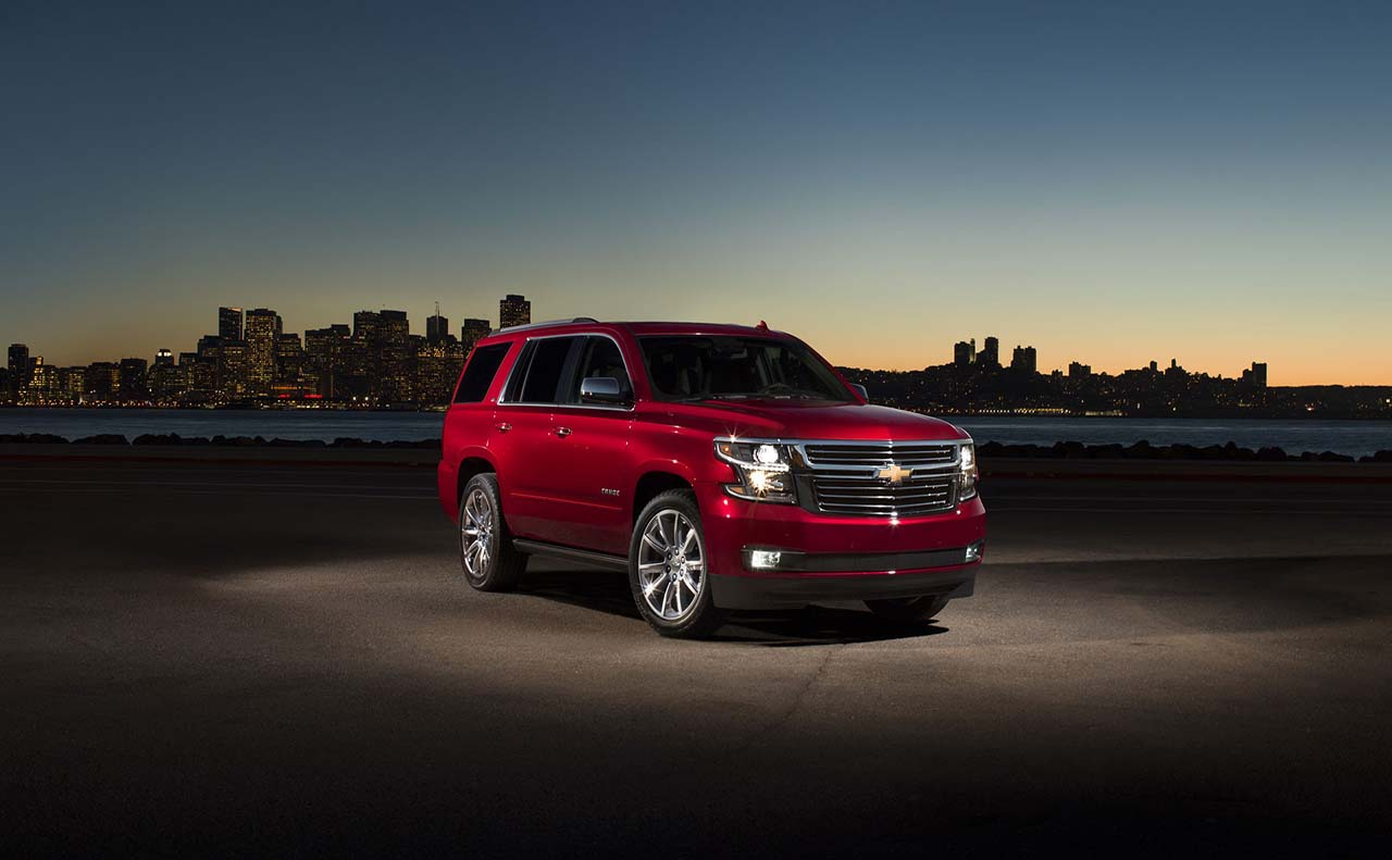 2017 chevrolet for tahoe leftanglered
