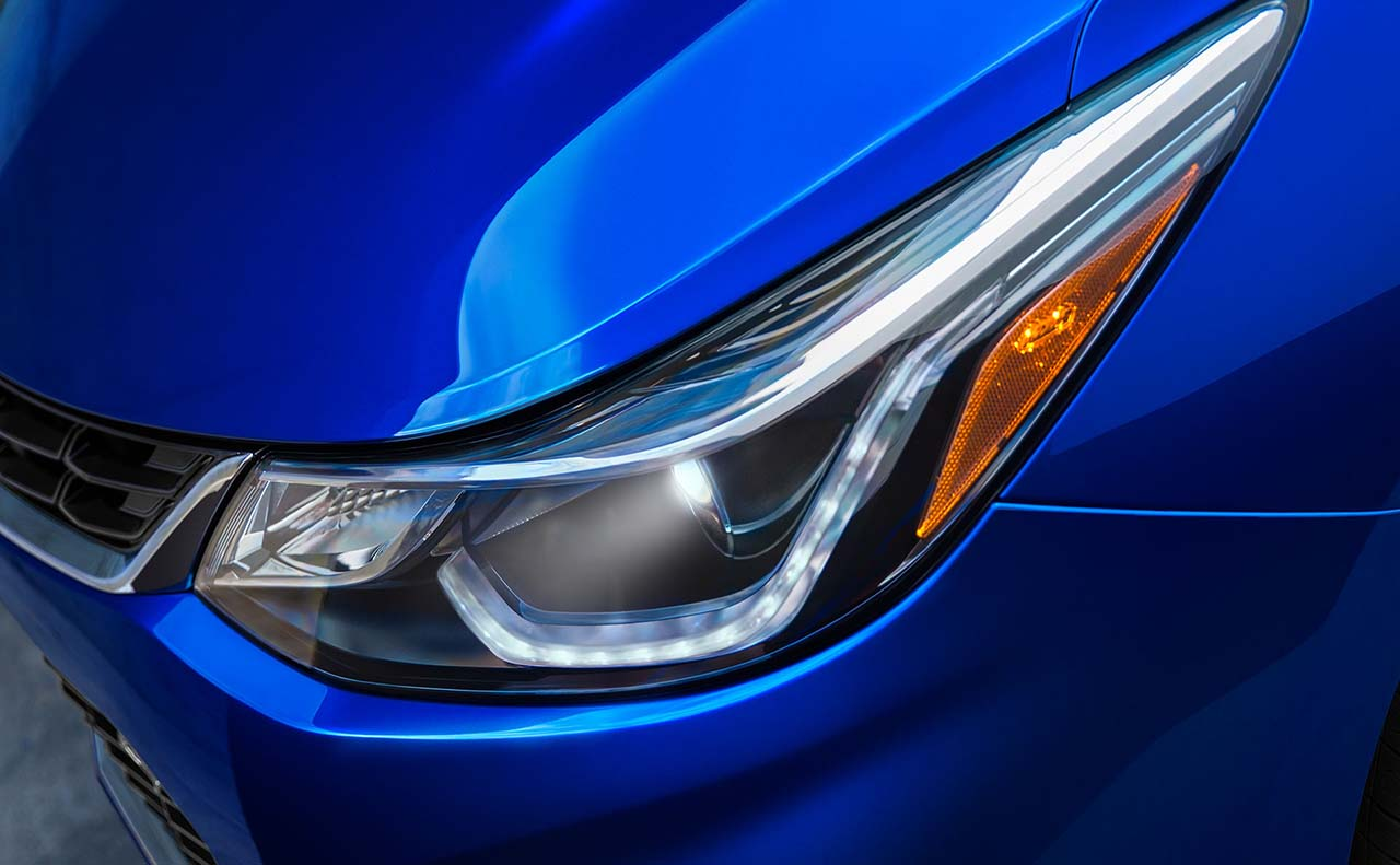2017 chevrolet for cruze frontlight