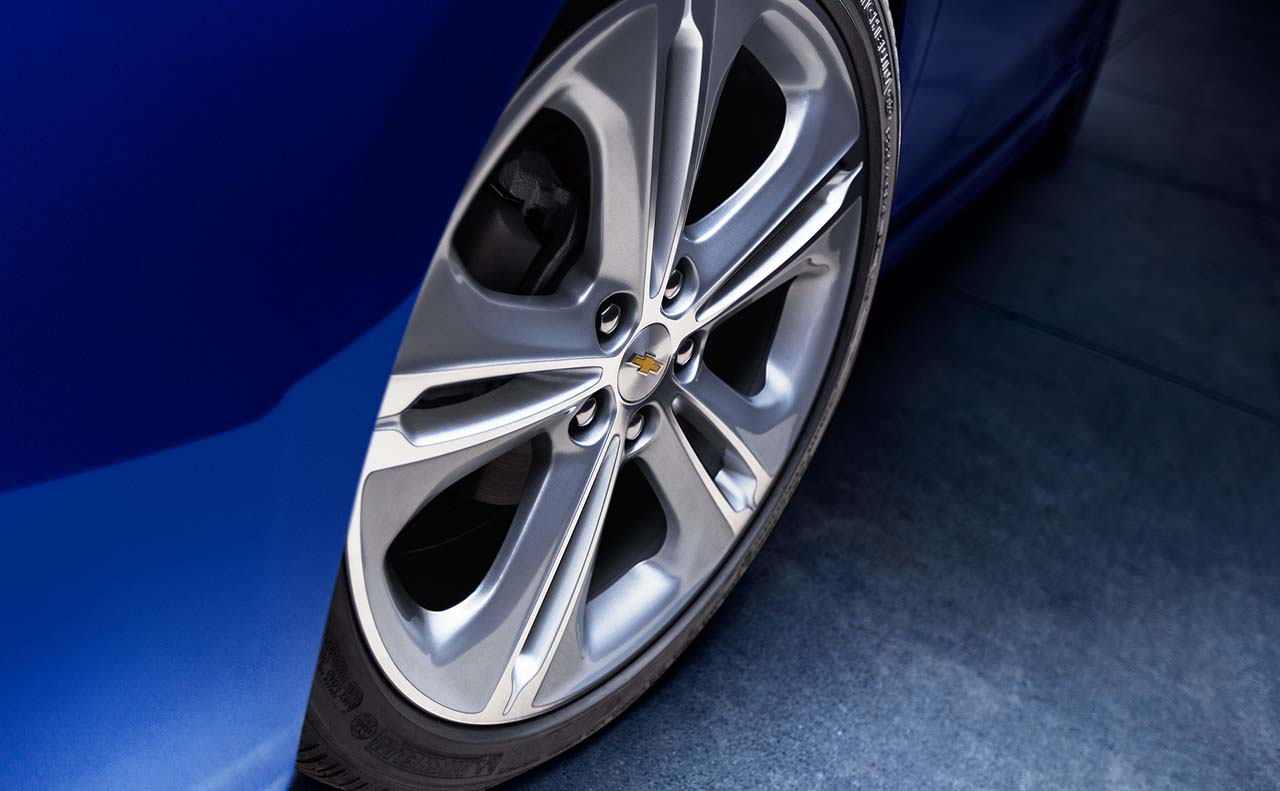 2017 chevrolet for cruze tire