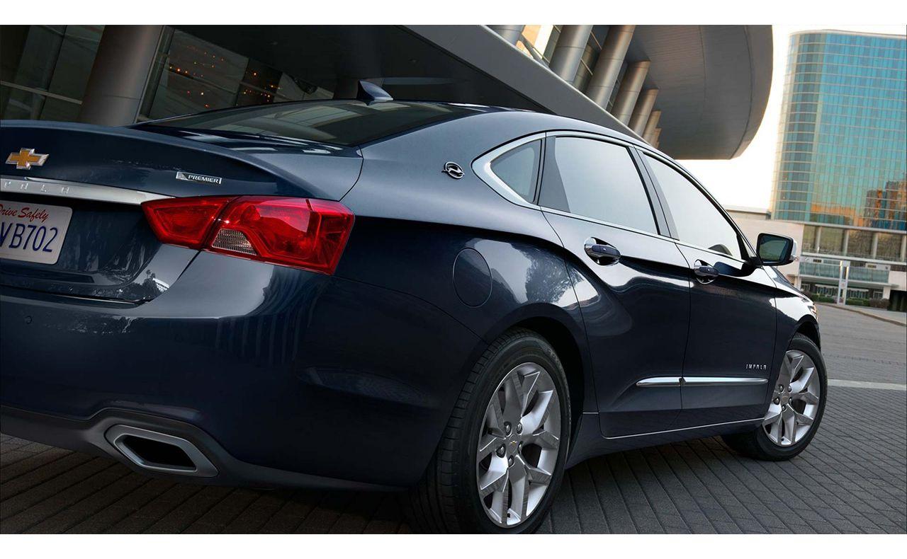 2017 chevrolet impala exterior rear doors rims-compressor