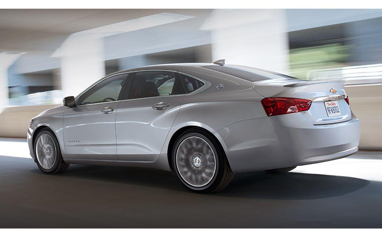 2017 chevrolet impala exterior silver rear lights-compressor