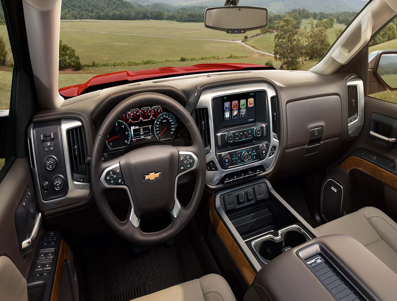 2017 Chevrolet Silverado 1500 In Baton Rouge All Star Chevrolet