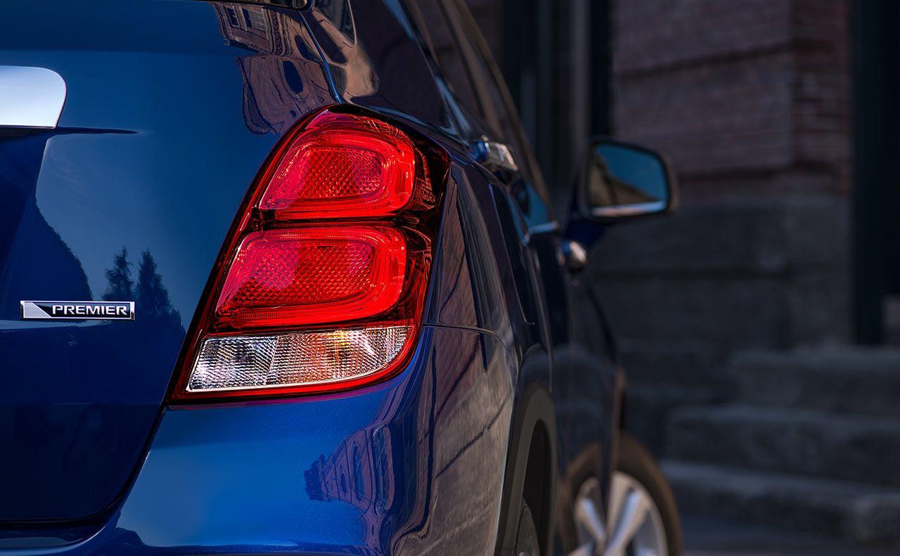 2017 chevrolet trax premier blue