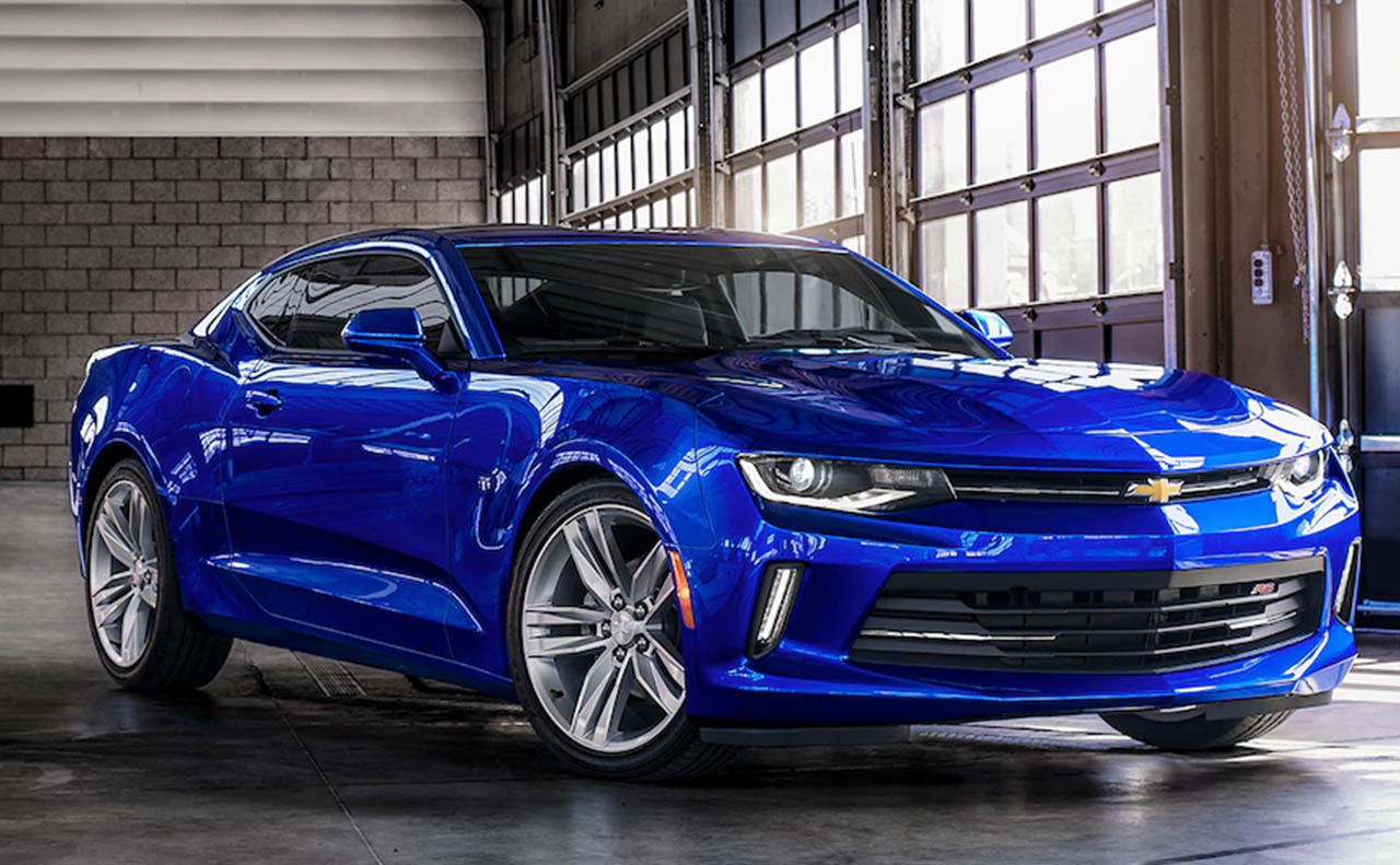 2018 Chevrolet Camaro In Baton Rouge La All Star Chevrolet