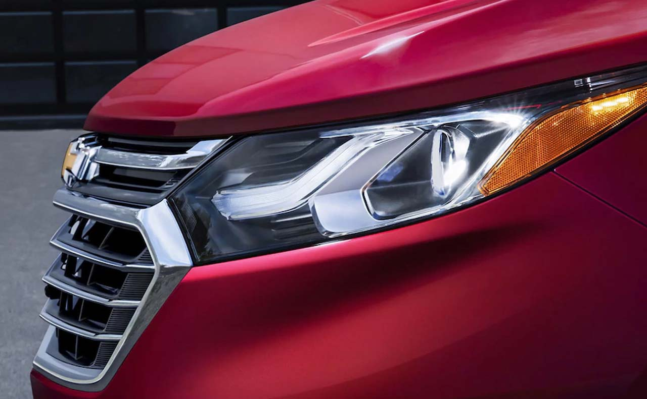 2018 chevrolet equinox exterior headlights