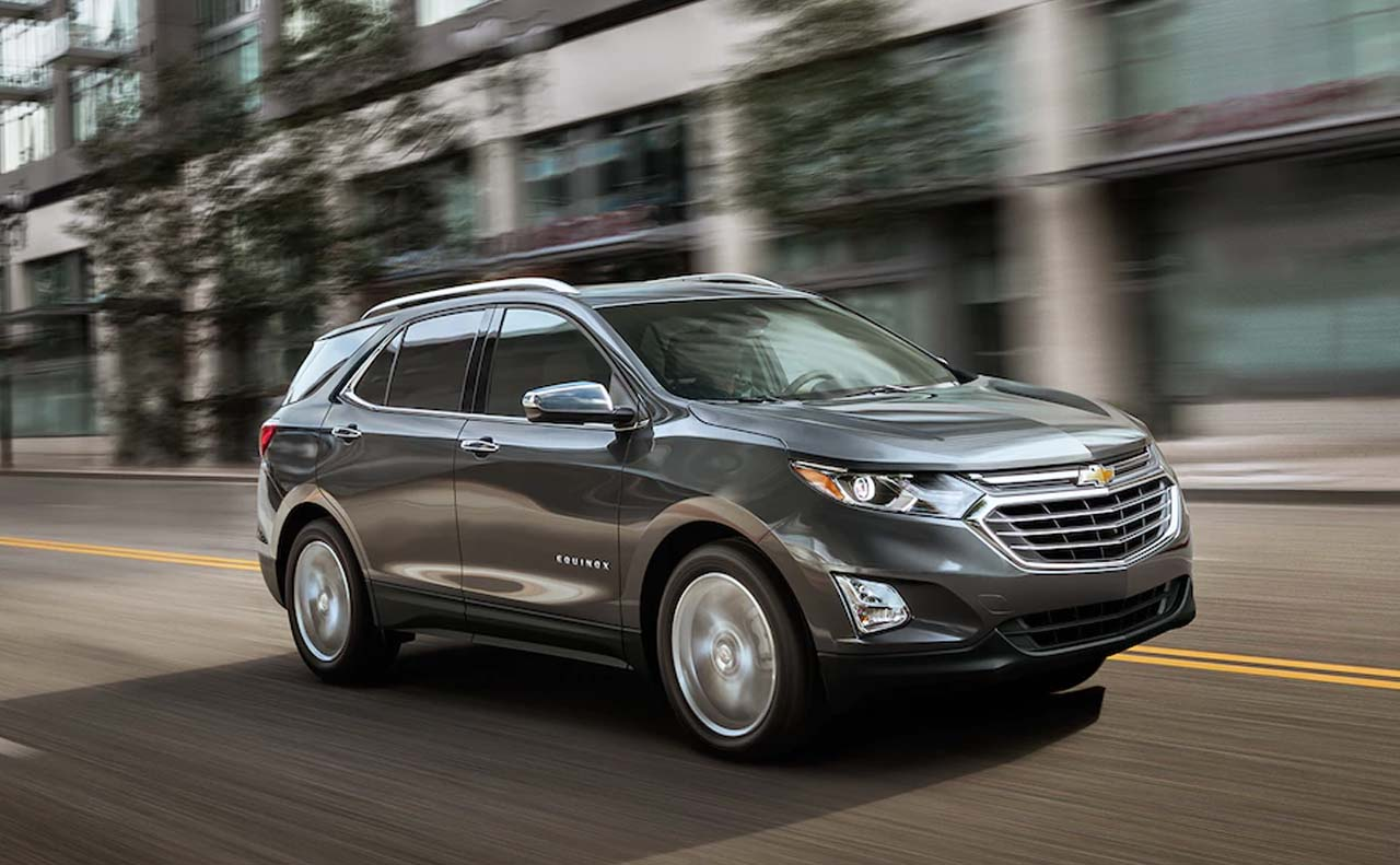 2018 chevrolet equinox exterior right