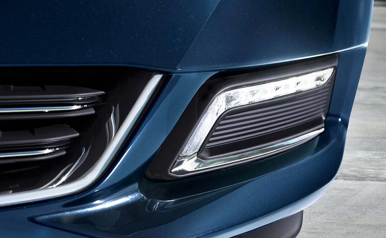 2018 chevrolet impala exterior headlights