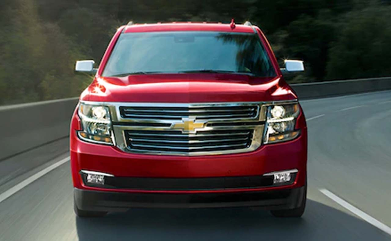 2018 chevrolet tahoe exterior front grille